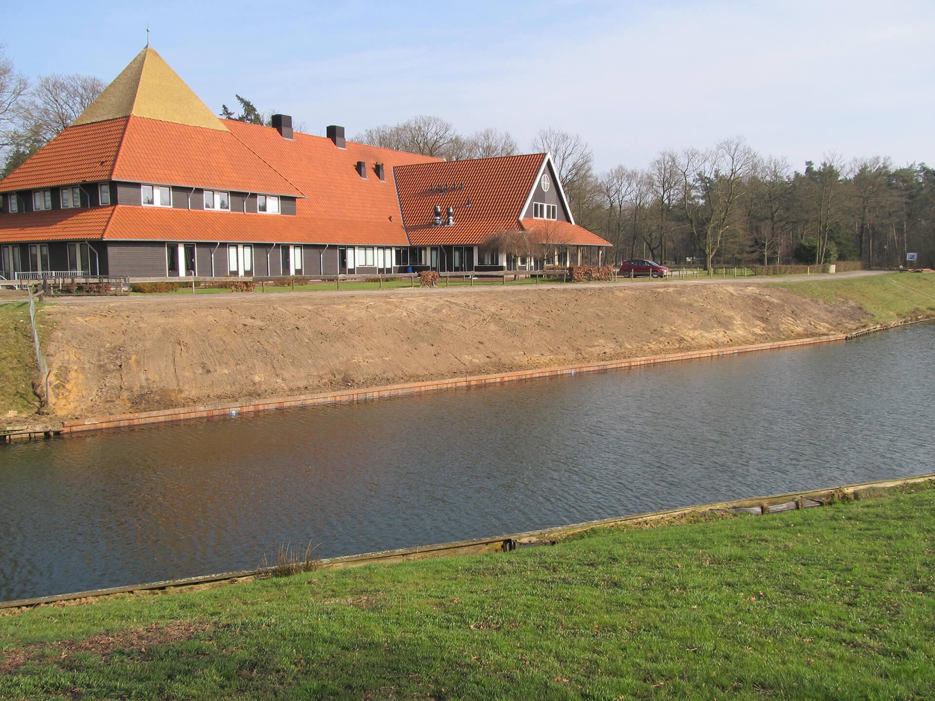 Beschoeiing Hulsbeek 6 L